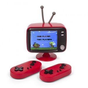 ORB Retro Mini TV Console - Rood