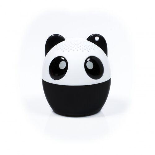 Swipe Panda Mini Bluetooth luidspreker zwart/wit - Zwart,Wit