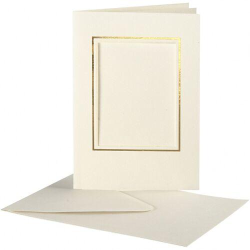 Creotime Passepartout kaarten me...