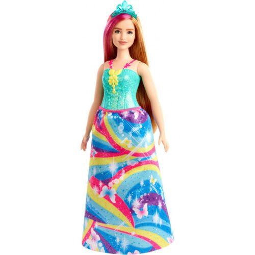 Barbie tienerpop Dreamtopia meisjes 30,5 cm beige - Beige