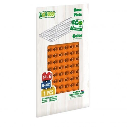 BiOBUDDi grondplaat oranje (BB 0017) - Oranje