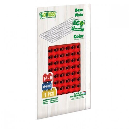 BiOBUDDi grondplaat rood (BB 0017) - Rood