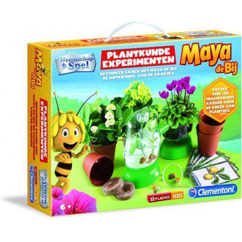 Clementoni experimenteerset Maya de Bij Plantkunde - Multicolor