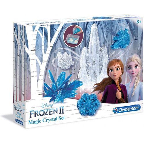 Clementoni Kristallenset Frozen II 15 delig - Blauw