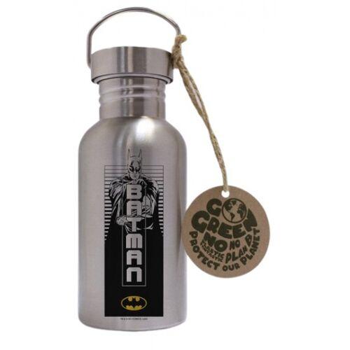 DC Comics drinkbeker DC Comics Batman RVS 500 ml zilver - Zilver