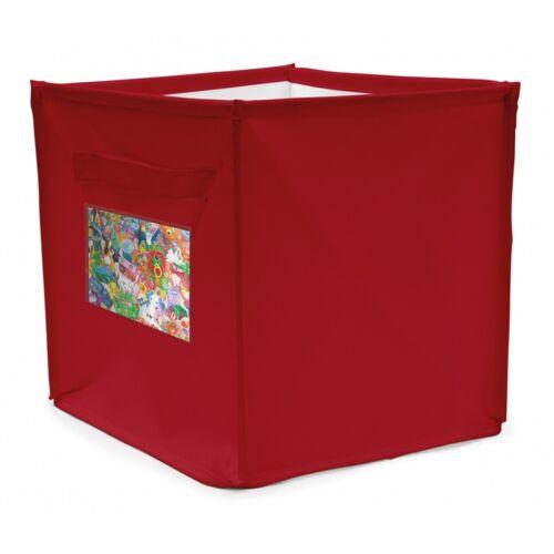 ACHOKA persoonlijke opbergbox 22 liter rood - Rood
