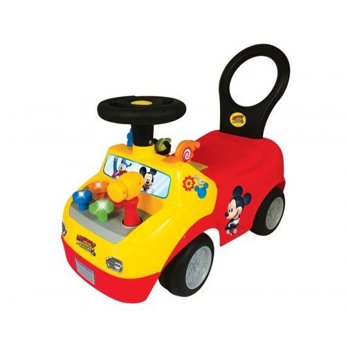 Kiddieland loopwagen Mickey Roadster Racers rood/geel - Rood,Geel
