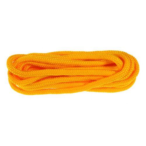 Kids At Work speeltouw junior 15 meter nylon geel - Geel