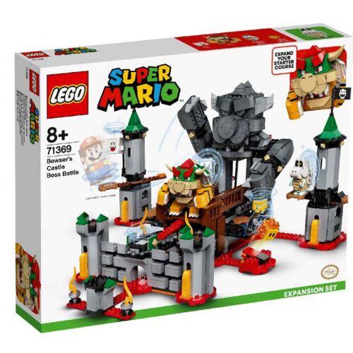 LEGO Super Mario: Bowsers Kasteel (71369) - Multicolor