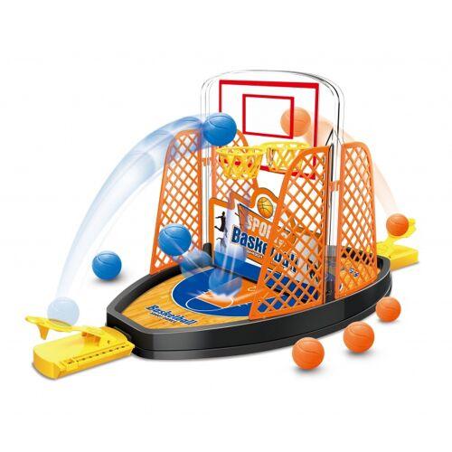 Luna basketball shoot 38 cm zwart/oranje - Zwart,Oranje
