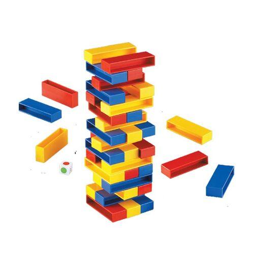 Luna behendigheidsspel Stapeltoren - Multicolor