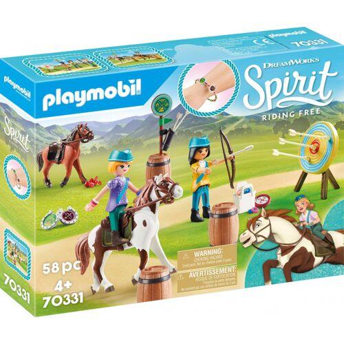 PLAYMOBIL Spirit Riding Free: boogschieten te paard (70331) - Multicolor