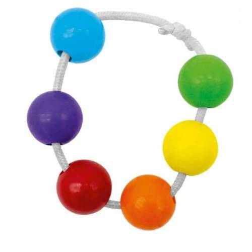 SES Creative krijt kralen - Multicolor