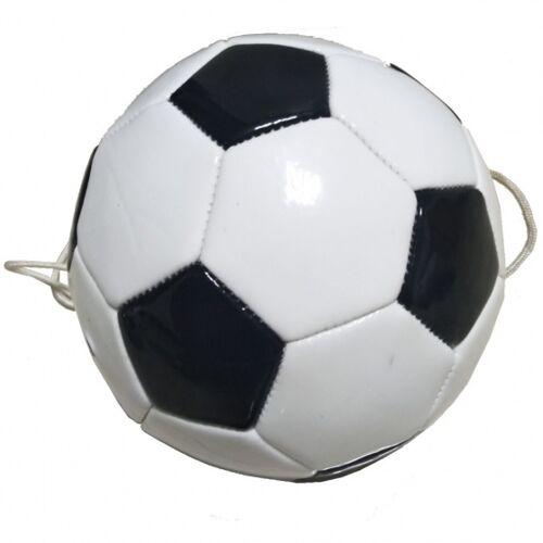 SportX voetbalvaardigheidstrainer wit/zwart - Wit