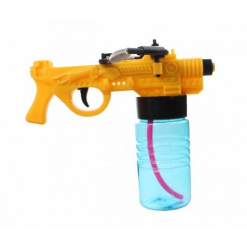 Toi-Toys Toi Toys waterboogschieter junior 15 cm geel/blauw - Blauw,Geel