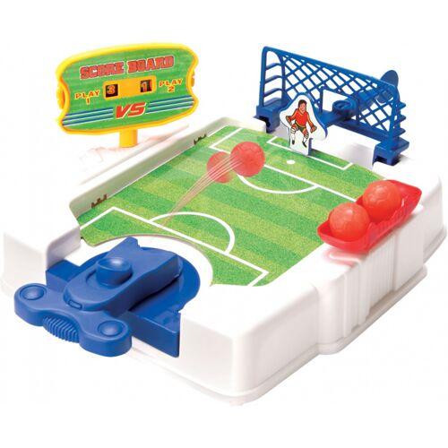 Luna mini voetbalveld junior 24 cm 16 delig - Multicolor