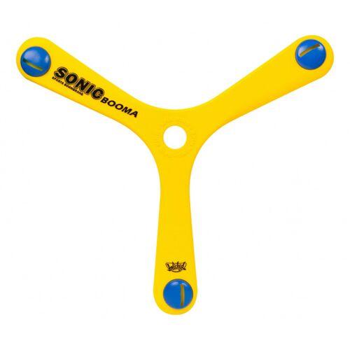 Wicked boomerang Sonic Booma 29,6 cm schuim geel - Geel
