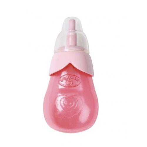 Baby Annabell flesje met dop roze 12 cm - Roze