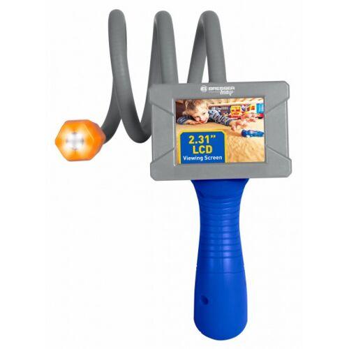 Bresser endoscoop Explorer junior 68 cm rubber blauw - Blauw,Grijs,Oranje