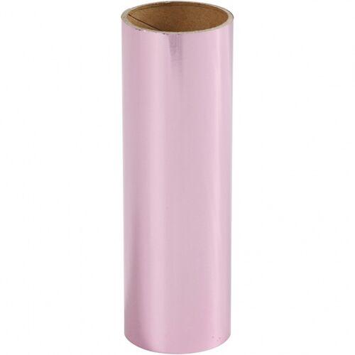 Creotime decoratiefolie roze 15,5 x 50 cm - Roze