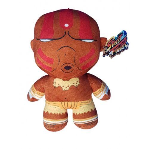Kamparo knuffel Street Fighter Dhalsim bruin 43 cm - Bruin