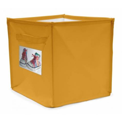 ACHOKA persoonlijke opbergbox 22 liter geel - Geel