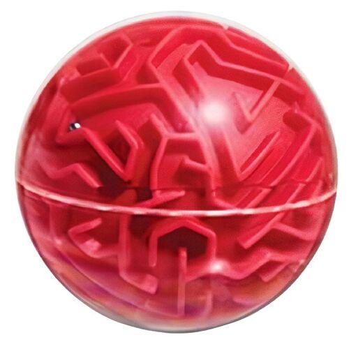 I-Total I Total hersenkraker doolhof bal junior rood - Rood