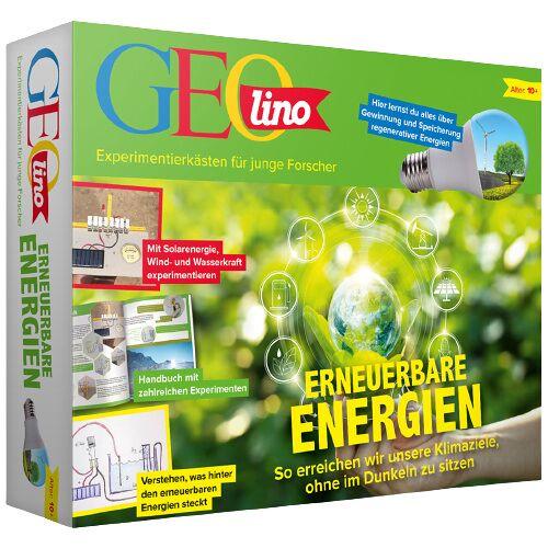 Invento experimenteerset energieën 24,1 x 18,7 cm groen - Groen