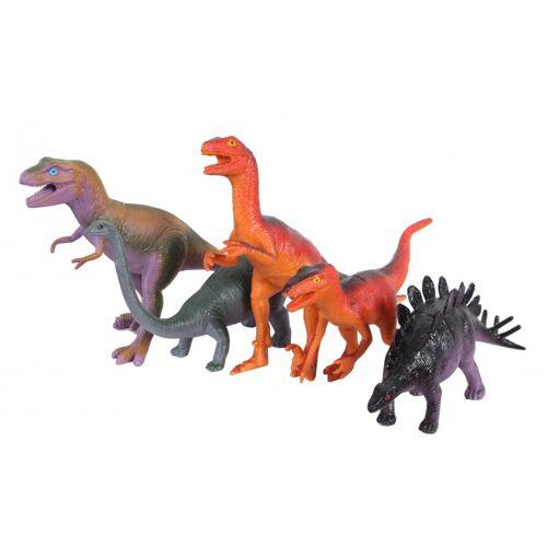 Jonotoys dinosaurussen 5 delig - Multicolor