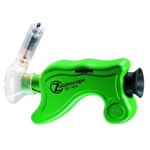 Navir Zoom Microscoop Groen - Groen