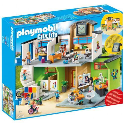 PLAYMOBIL City Life Ingerichte school (9453) - Multicolor