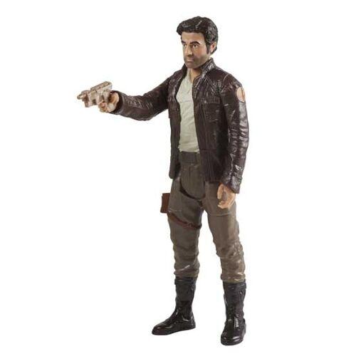 Disney The Last Jedi actiefiguur Poe Dameron 10 cm bruin - Bruin