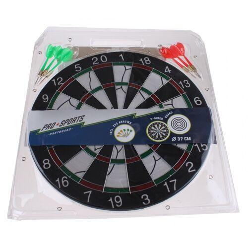 Toi-Toys Toi Toys dartbord met 6 pijlen 37 cm - Multicolor
