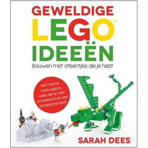 LEGO hobbyboek geweldige ideeën - Multicolor