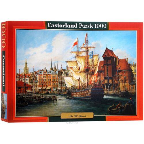 Castorland legpuzzel The Old Gdansk 1000 stukjes - Multicolor