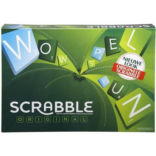 Mattel bordspel Scrabble Original (NL) - Groen