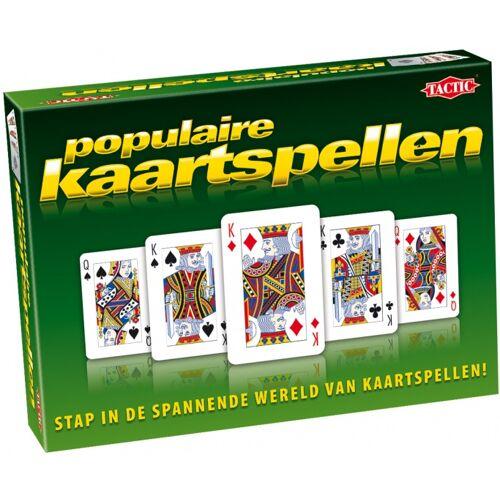 Tactic kaartspellen Populair - Multicolor