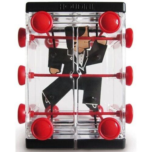 Recent Toys breinbreker Brainstring Houdini 17,1 cm transparant - Transparant