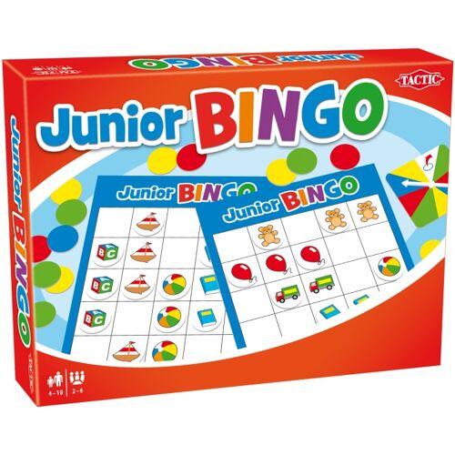 Tactic bingo spel Junior bingo - Multicolor