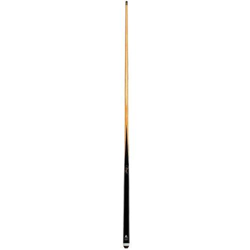 Powerglide biljartkeu Original 145 cm hout zwart/bruin - Zwart,Bruin