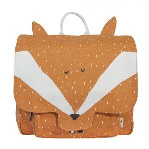 Trixie schooltas Mr. Fox 7 liter oranje - Oranje