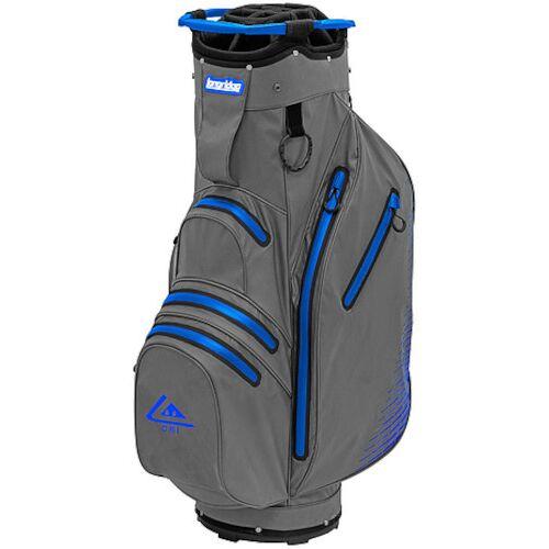 Longride Golftas Aqua 2 25 X 35 X 91cm Nylon Grijs/blauw - Blauw/Grijs