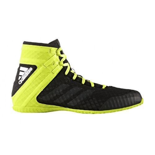 adidas boksschoenen Speedex 16.1 zwart/lime - Zwart,Lime
