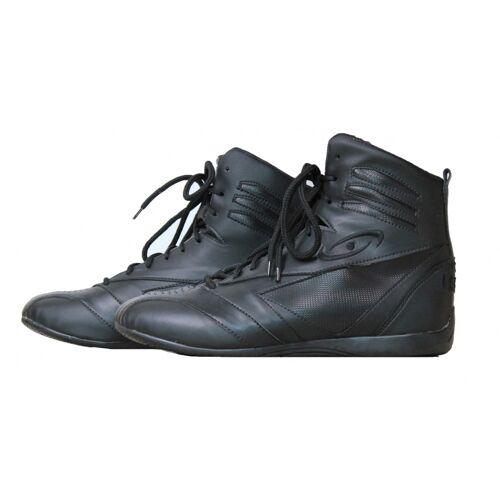 Legend Sports boksschoenen mat zwart S - Matzwart