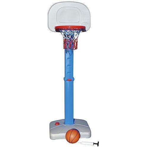 Outdoor Play basketbalset Deluxe 146 178 cm blauw/wit 4 delig - Blauw,Wit