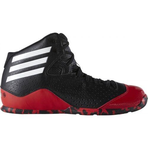 adidas basketbalschoenen NXT LVL SPD 4 heren zwart - Zwart