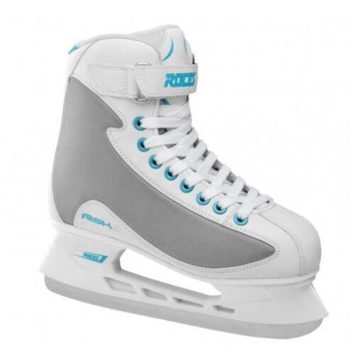 Roces ijshockeyschaatsen RSK 2 grijs/wit - Wit,Grijs