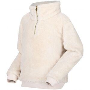 Regatta trui Kenya junior polyester wit maat 110 116 - Wit