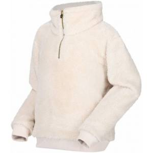 Regatta trui Kenya junior polyester wit maat 122 128 - Wit