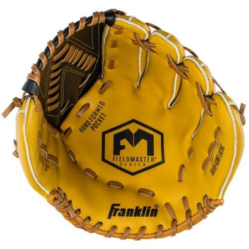 Franklin honkbalhandschoen linkerhand junior bruin 13 inch - Bruin
